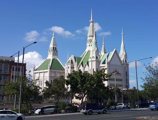 1984 Carlos A. Santos-Viola - Iglesia Ni Cristo Central Temple
