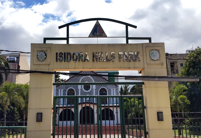 Isadora Hills Park