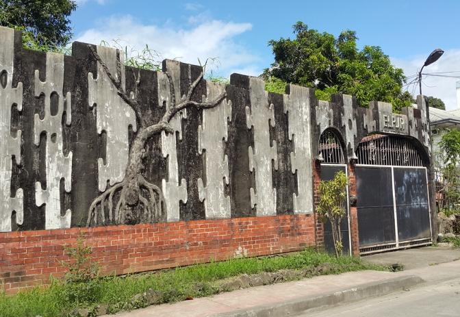 ELP JR House, Faustino Street