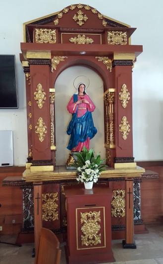 1980 Holy Spirit Parish, Sacred Heart of Mary
