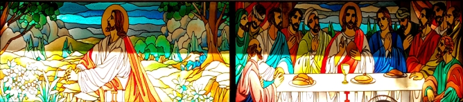 Stations of the Cross: The Last Supper & The Garden of Gesthemane
