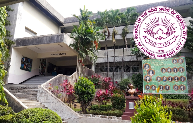 1978 School of the Holy Spirit of Quezon City