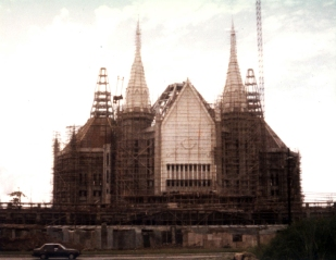 1984 Iglesia Ni Cristo Central Temple, Commonwealth Avenue