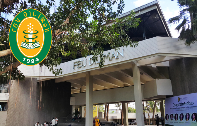 1994 FEU Diliman (1970s FEU Institute of Technology)