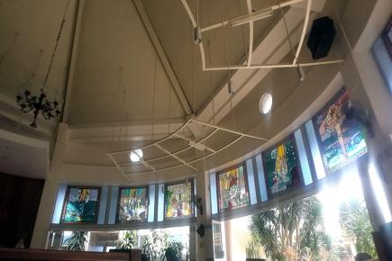 St. Arnold Janssen Spirituality Centern Chapel