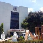 Commonwealth Avenue, Quezon City: Commission on Audit Complex, Part I