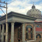 Commonwealth Avenue, Quezon City – St. Peter Parish: Shrine of Leaders