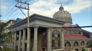 1995-99 St. Peter Parish: Shrine of Leaders