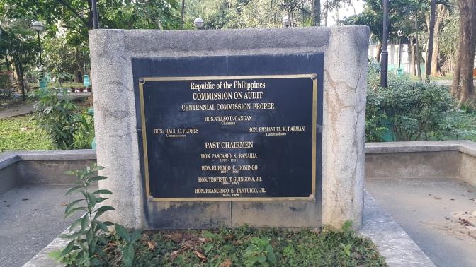 2007 COA Green Park