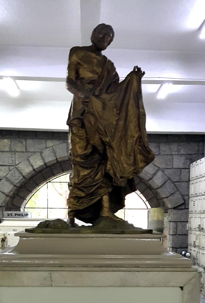 The Garden of the Resurrection Columbary - Saint Bartholomew