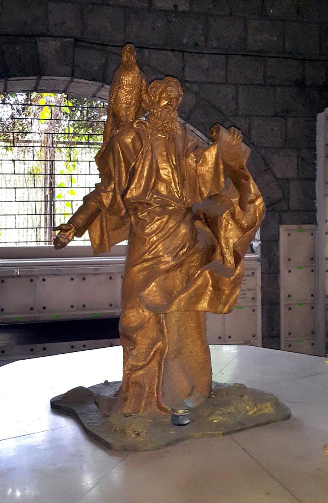 The Garden of the Resurrection Columbary - Saint John