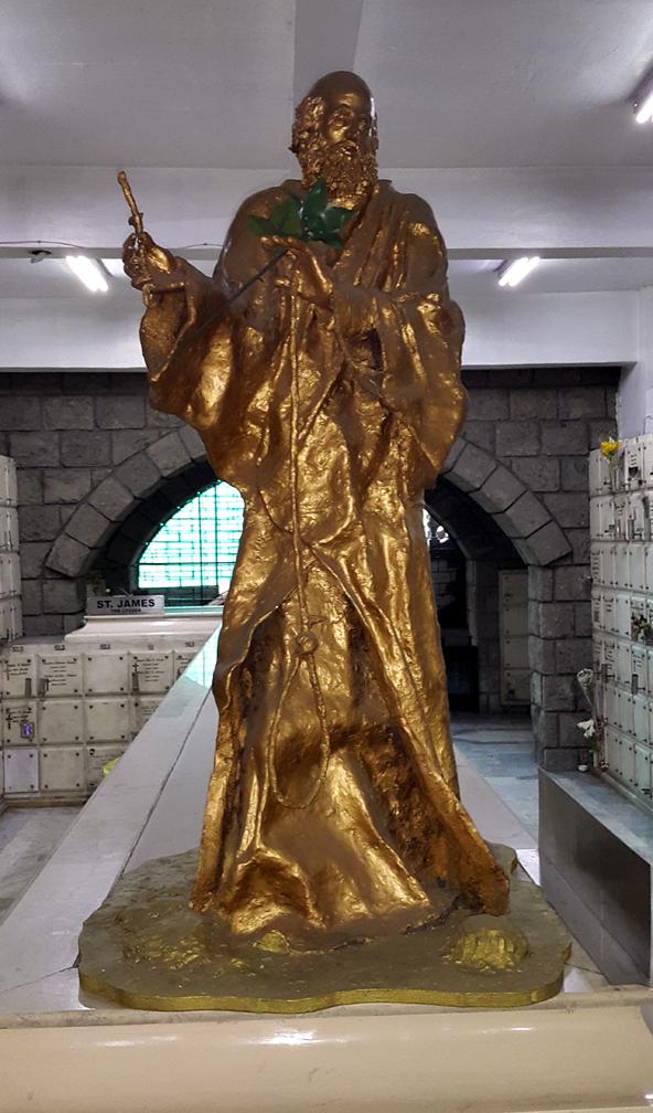 The Garden of the Resurrection Columbary - Saint Jude