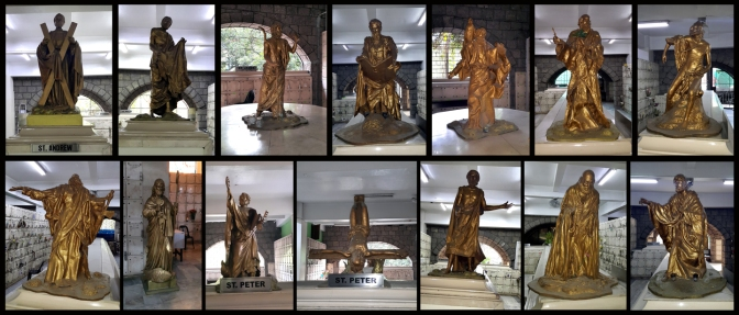 1995 Trần Văn Sam - The Garden of the Resurrection Columbary, the Twelve Apostles
