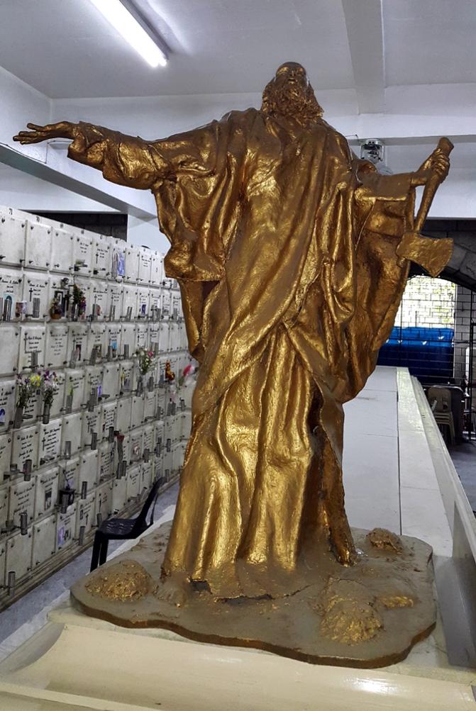 The Garden of the Resurrection Columbary - Saint Matthias