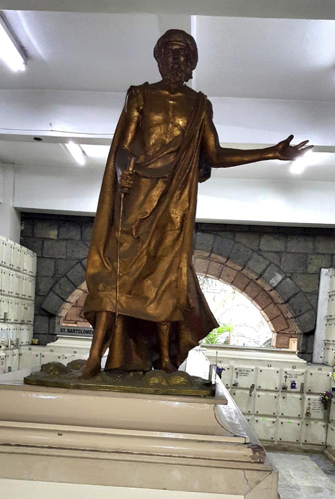 The Garden of the Resurrection Columbary - Saint Philip