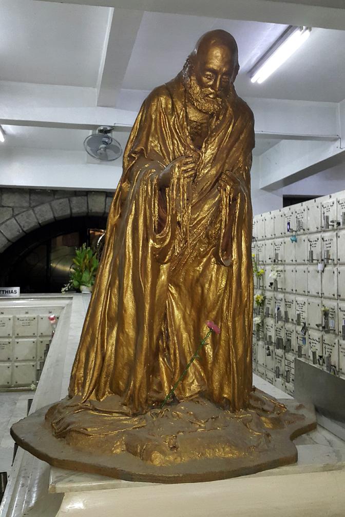 The Garden of the Resurrection Columbary - Saint Simon