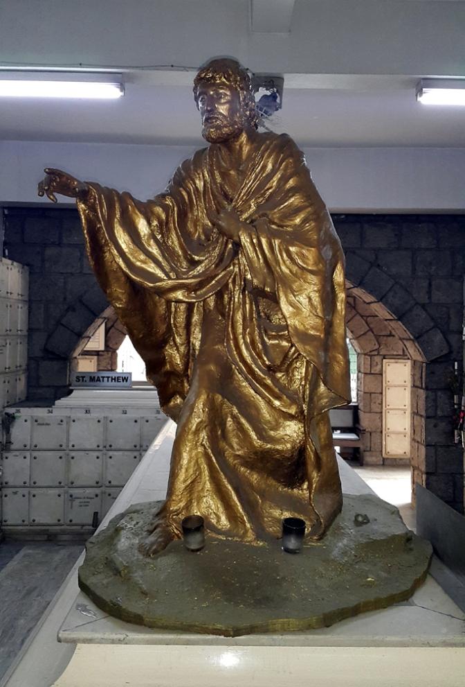 The Garden of the Resurrection Columbary - Saint Thomas