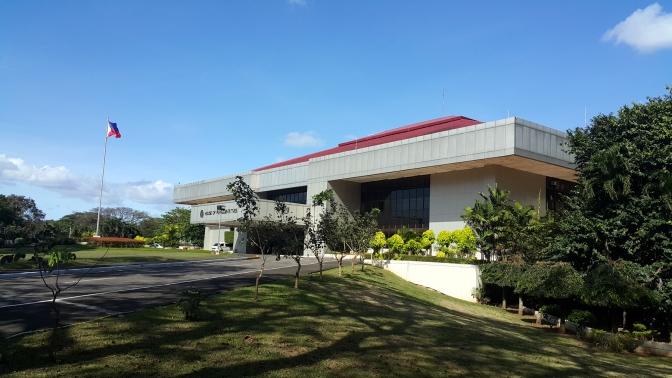 1977-78 Felipe Mendoza - Batasang Pambansa Complex, West Hall