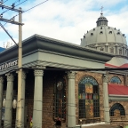 Commonwealth Avenue, Quezon City – St. Peter Parish: Shrine of Leaders