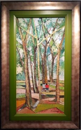 1972 Ang Kuikok - Untitled, Park