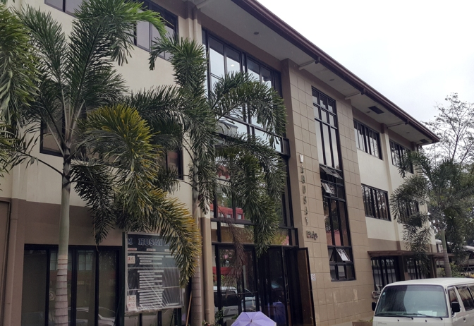 DSWD Mahusay Building
