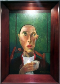 1992 Onib Olmedo - Untitled, Portrait