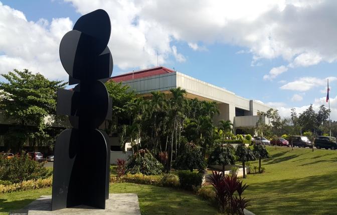 Arturo Luz - Anito, Batasang Pambansa Complex, West Hall