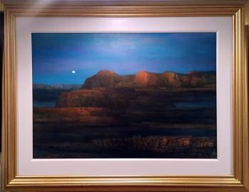 Juvenal Sanso - Untitled, Landscape