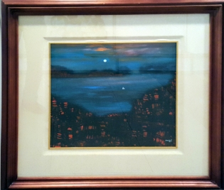 Juvenal Sanso - Untitled, Seascape
