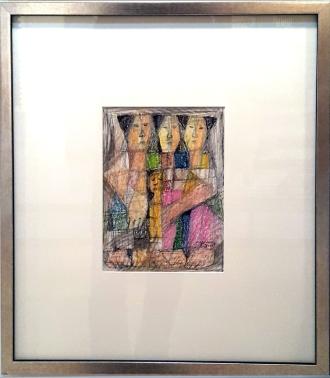 2003 Mauro Malang Santos - Untitled, Family