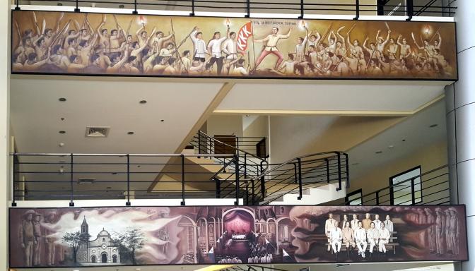2017 History of the Philippine Legislation: The Katipunan Revolution & The Malolos Republic