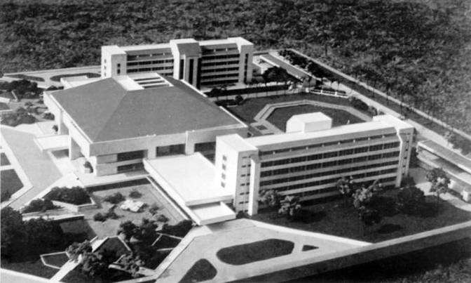 1978 Batasang Pambansa Complex by Felipe Mendoza 1