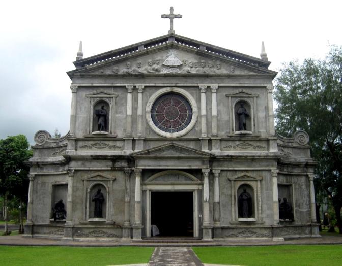 1940 Ateneo de Naga University Chapel