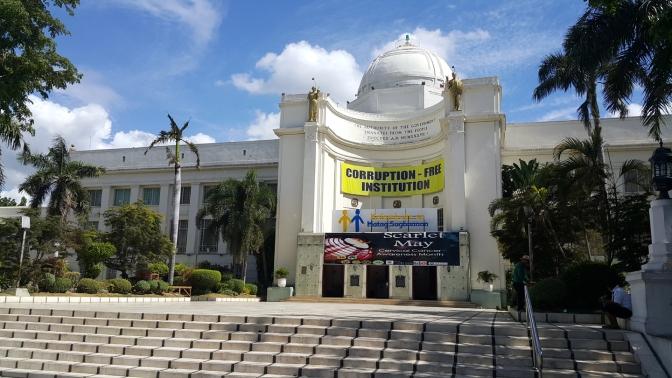 1937-38 Arch. Juan M. Arellano & Eng. Pedro Siochi - Cebu Provincial Capitol
