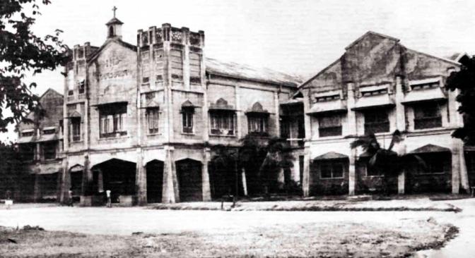 1850s La Ignaciana, Manila