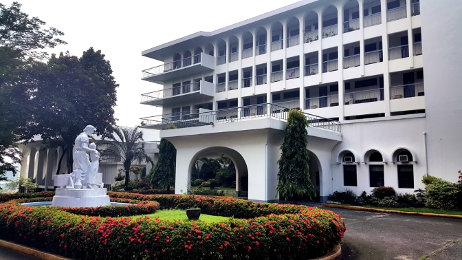 1965-67 Felix Mendoza - Colegio de San Jose, now the San Jose Seminary