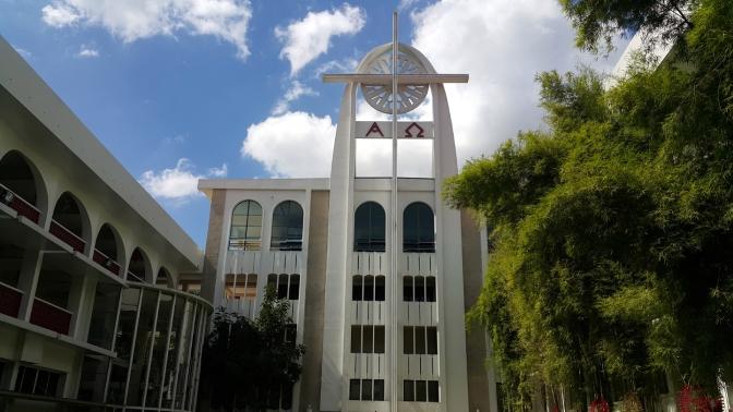 1965 Gines Rivera - Loyola House of Studies, Ateneo de Manila