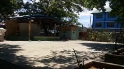 Barangay Bagong Silang, Plaza