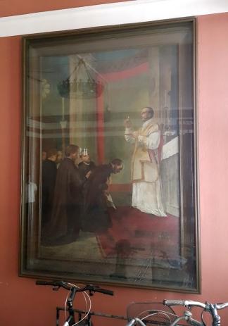 1934 Jose Lorenzo de Ocampo (1906–1995) - St. Peter Faber by Pietro Gagliardi (1809-1890)