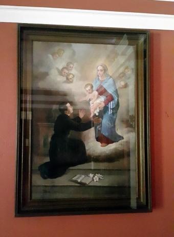 1934 Jose Lorenzo de Ocampo (1906–1995) - St. Stanislaus Kostka (1550-1568)