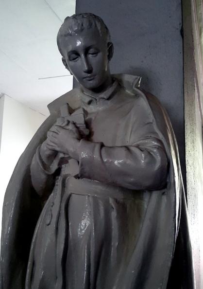 1903 Joseph Sibbel - St. Aloysius de Gonzaga, S.J. (1568-1591)