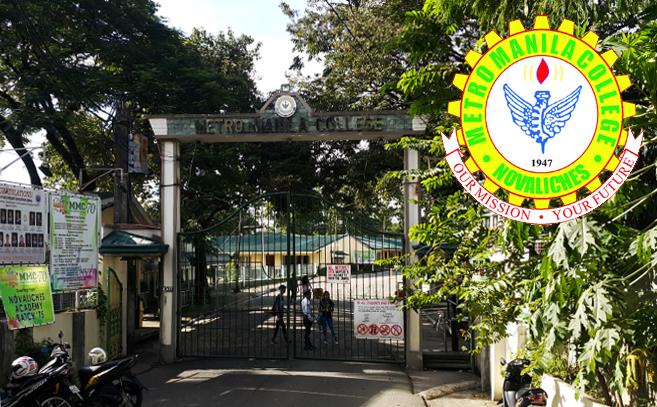 1947 Metro Manila College, Jordan Plain Subdivision, Brgy. Sta. Monica