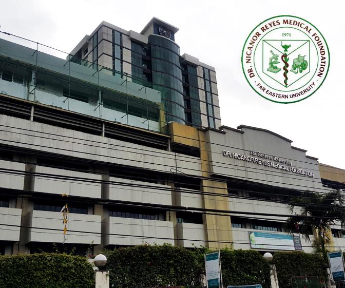1956 Far Eastern University – Nicanor Reyes Medical Foundation