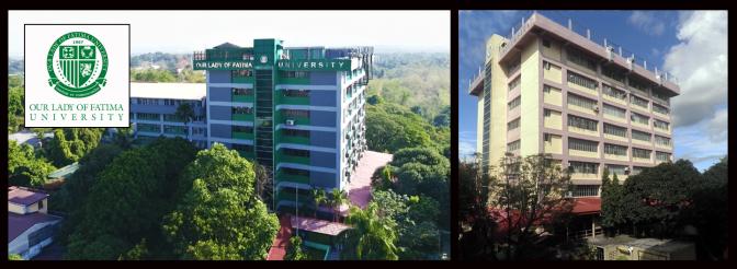 1967 Our Lady of Fatima University (1996 Regalado Avenue Campus & 1998 Fairview Campus)