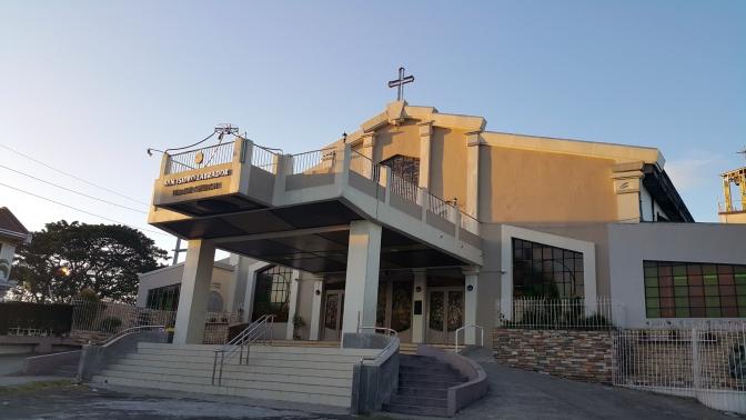1987 San Isidro Labrador Parish Church, Phinland Drive, Tandang Sora