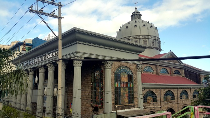 1995-99 St. Peter Parish: Shrine of Leaders, Commonwealth Avenue