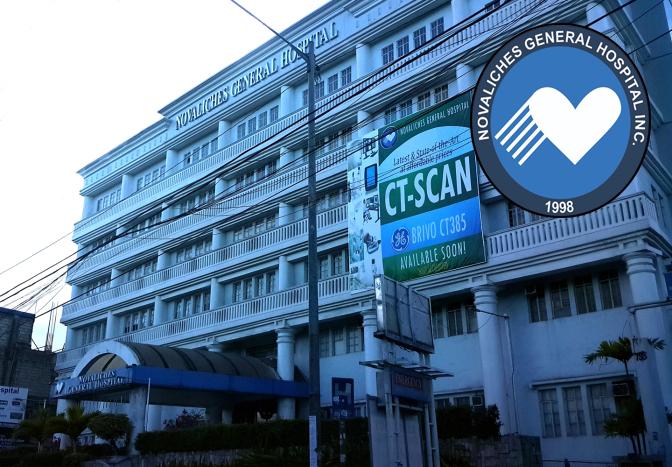 2001 Novaliches General Hospital, Quirino Highway