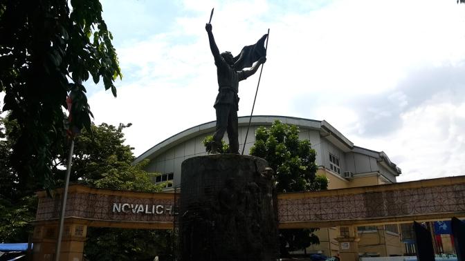 2007 Andres Bonifacio Monument, SB Plaza