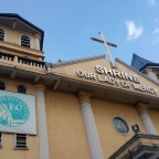 Novaliches, Quezon City: Diocesan Shrine of Our Lady of Mercy