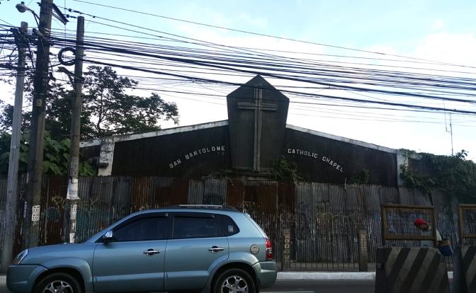1986 San Bartolome Parish